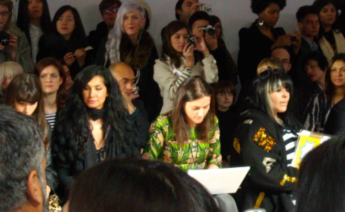 LFW SS13 Live Streaming