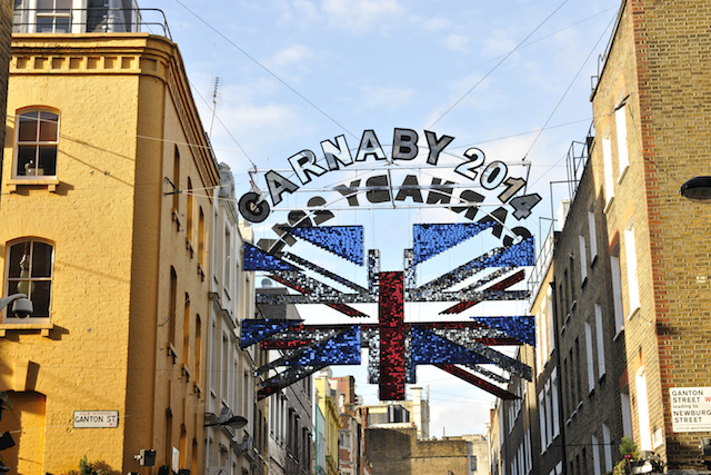 Carnaby Street's Big Night