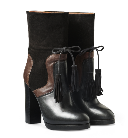 Leather boots - Holiday 2015