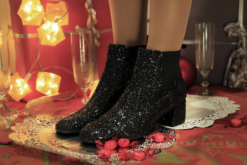 Christmas Collection Chloe Boots