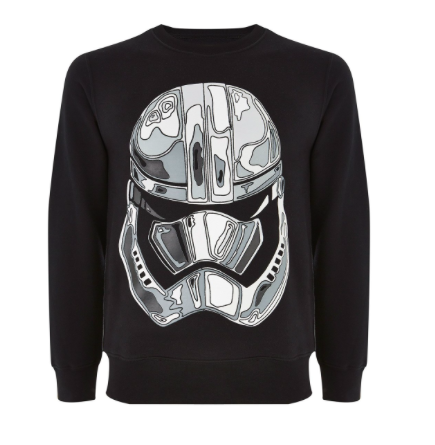Bobby Abley Star Wars Force for Change Sweatshirt - £110