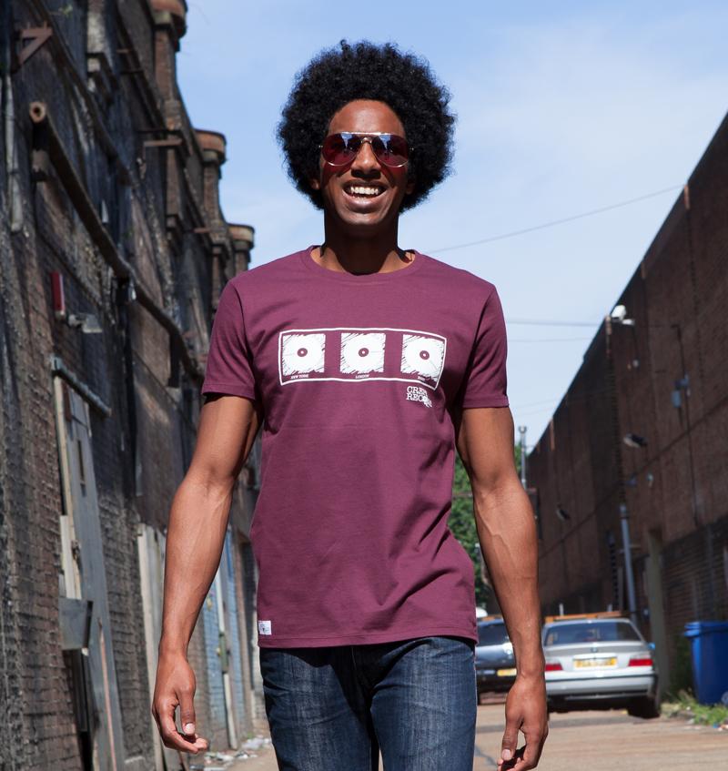 Crepe Records LPNY Mens Tshirt